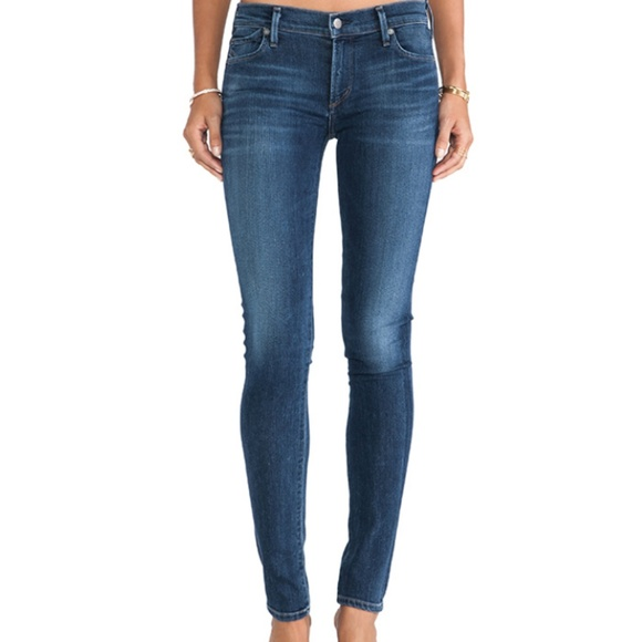 Citizens Of Humanity Denim - Citizens of Humanity Avedon Skinny Mid-rise Jeans